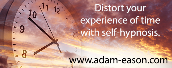 Self-Hypnosis and Time Distortion