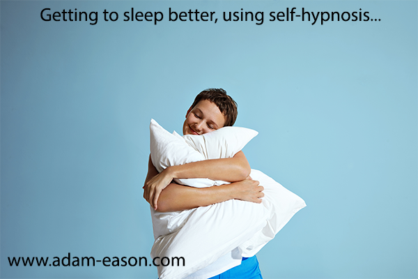 Using Self-Hypnosis To Get To Sleep Better