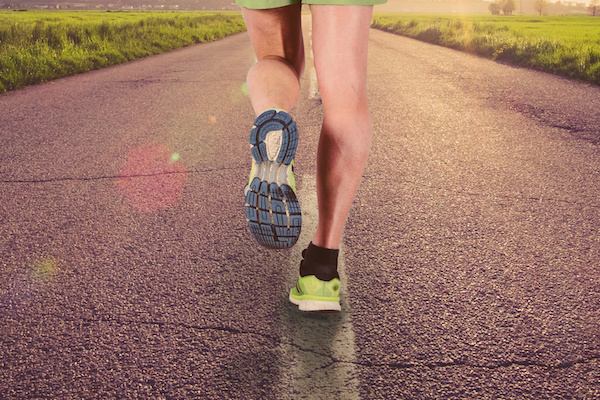 Getting Lighter Legs When Running Using Self-Hypnosis