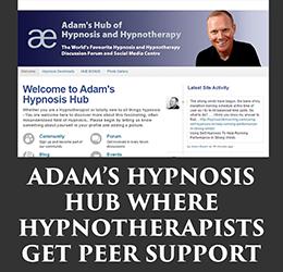 Adam's Hypnosis Hub