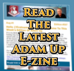 Read The Latest Adam Up E-Zine