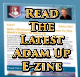Read The Latest Adam Up E-Zine