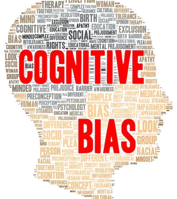 Another Scientific Reason For Hypnotherapists to Abandon the Myth of the Unconscious Mind – Cognitive Bias