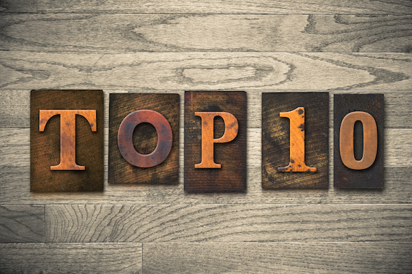 My Top Ten Hypnotherapy Book Recommendations