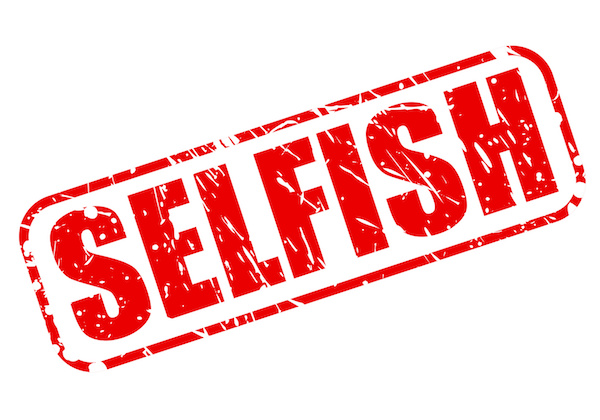 selfishness the virtues of