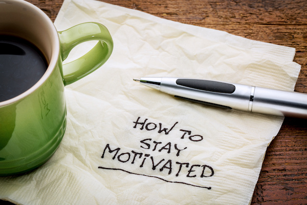 How To Keep Yourself Motivated