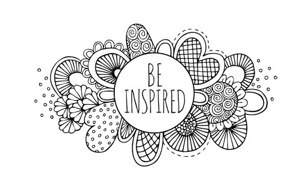 How To Get Inspired – Inspiration This Way….