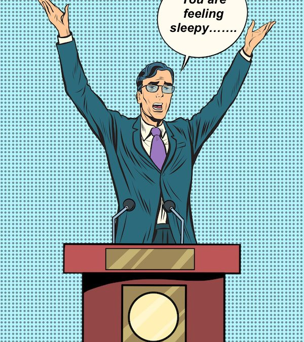 Are Politicians Really Using Hypnosis On Us?