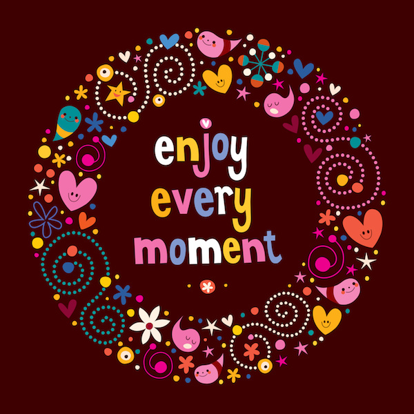 "Must We Really ""Enjoy Every Moment""?"