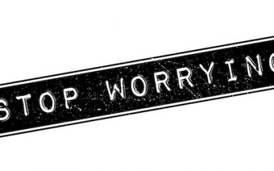 Why I've Been Worrying and How To Stop Worry