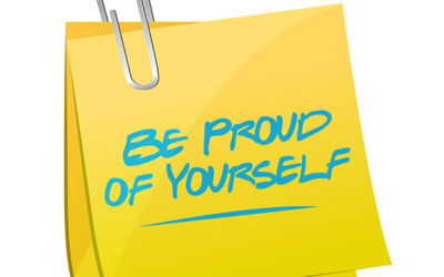 How to Be Proud of Yourself
