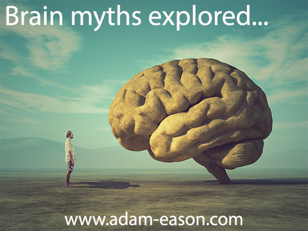 Common Brain Myths Explored – Neuroscience Debunks Many Popular Myths About the Brain