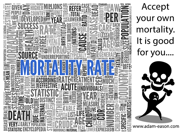 Why Accepting Your Mortality is Good For You