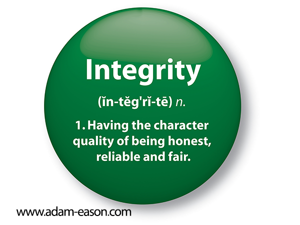 How to Live with Integrity