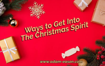 Ways to Get Into The Christmas Spirit