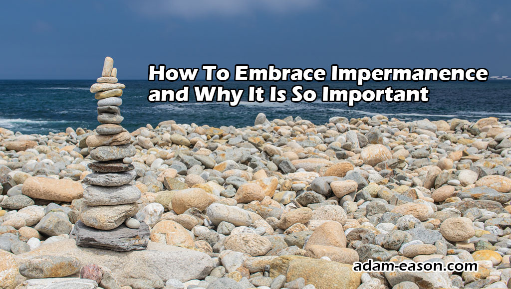Video – How To Embrace Impermanence and Why It Is So Important